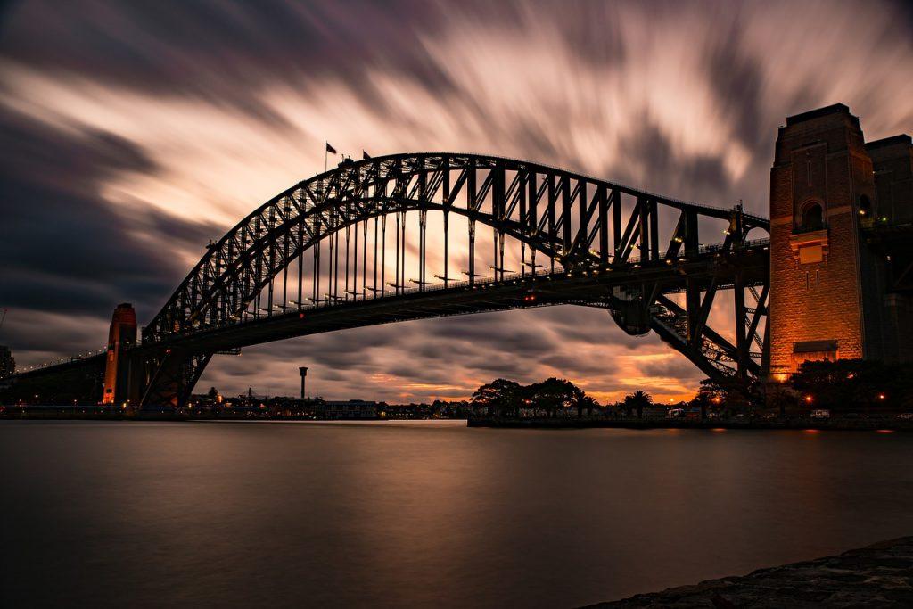 australia, sydney, city
